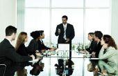 Hoe schrijf je een formele brief aan een Raad van bestuur