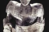 Hoe maak je een ridder kostuum met Duct Tape voor kinderen