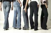 Jean stijlen voor anders Body Shapes