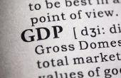 Hoe te berekenen van een inflatie die met behulp van de BBP-Deflator