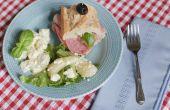 Sandwich & bijgerecht ideeën voor een lunch