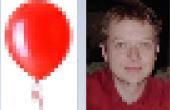 Hoe kan ik pixel een beeld met behulp van Microsoft Paint?