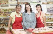 Hoeveel geld wordt gebruikt bij het starten van een nieuwe bakkerij?