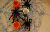 Gemakkelijk Halloween ambachten voor tieners