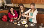 Gemakkelijk diners die tieners kunnen maken