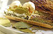 De belangrijkste smaakstof ingrediënten in de keuken van Frans voedsel