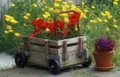 Eenvoudige DIY Backyard ideeën op een begroting