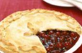 Is het beter om te bakken een taart in een keramische schotel of een metaal-schotel?