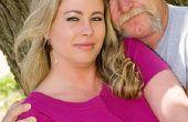 Problemen met oudere mannen Dating