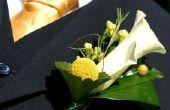 Hoe om te voorkomen dat een verse bloem Corsage verwelking