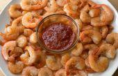 How to Cook rauwe garnalen met oude Bay kruiden