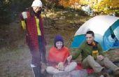 Ideeën voor enge Camping Pranks