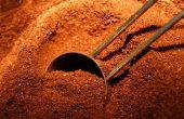 Planten & struiken die graag koffie gronden