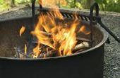 Wat te gebruiken voor het bouwen van een Fire Pit