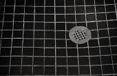 Hoe maak je een concreet douche Pan