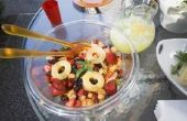 Oude mode Fruit saladerecepten