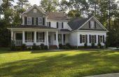 Hoe te verwijderen van roet uit huis gevelbekleding