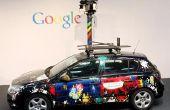 Het gebruik van Google Street View, routebeschrijvingen