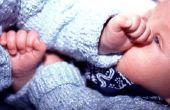 Mijlpalen voor de 6-maanden oude tweeling