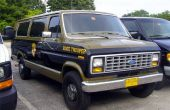 1986 Ford Econoline informatie