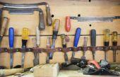 Hoe te werken met purperhart hout