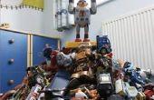 Hoe maak je een Robot thuis voor een schoolproject