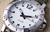 Regulering van een mechanisch horloge