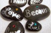 Hoe maak je de gunsten van het huwelijk van de Rock