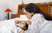 How to Deal met een kind doen alsof ze ziek worden