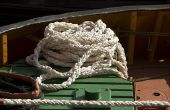 Hoe Dye Nylon touw