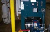 Hoe voor de afvoer van een Radiator Boiler systeem
