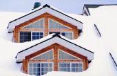Hoe maak je een sneeuw dak hark met PVC