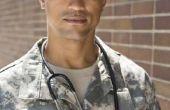 Salaris van een patholoog in het Amerikaanse leger