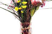 Het behouden van afgesneden bloemen, bloesems natuurlijk