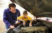 Hoe vervang ik een vrachtwagen-motor