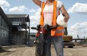 Hoe te verwijderen van de afgestempelde beton