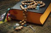 Wat zijn sommige rituelen voor katholieken?