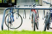 Hoe te repareren van een fiets-achteras