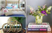 Luxe voor minder: 6 slaapkamer DIY projecten