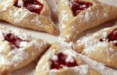 Hoe te maken van Fruit taarten zonder een scherpe Pan