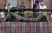 Wat betekenen de kleuren van Mardi Gras kralen?