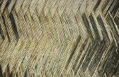 Hoe brand Harden bamboe