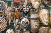 Geschiedenis & betekenis van Afrikaanse maskers