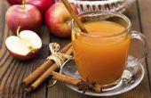 Hoe maak je appeltaart Shots