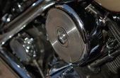 Het afstellen van een Carburetor op een motorfiets