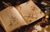 Hoe schrijf je magische spreuken