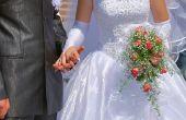 Hoe te te verfraaien een postbus voor een bruiloft