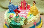 Disney Prinses Cake ideeën