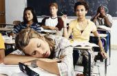 Grappige redenen waarom tieners zo veel slapen