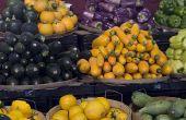 Hoe om te koken van groenten in een snelkookpan